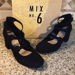 8487806792d Mix No. 6 Shoes - Mix No. 6 Deima Pump